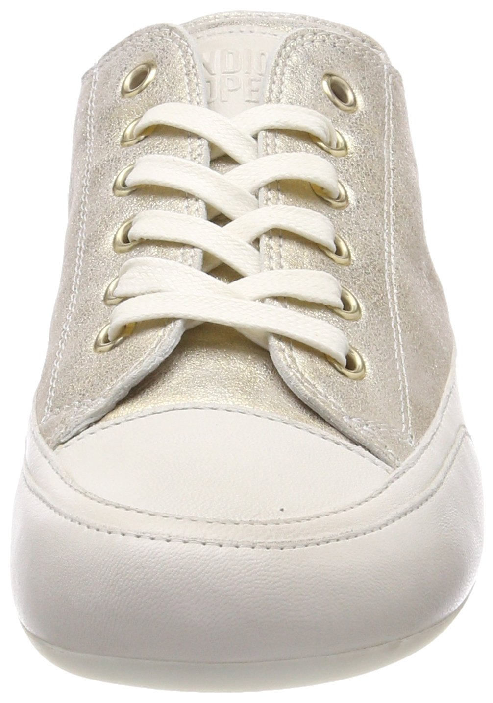 Candice Gold Cooper Damen Passion Sneaker Gold Candice (Platino) 470779