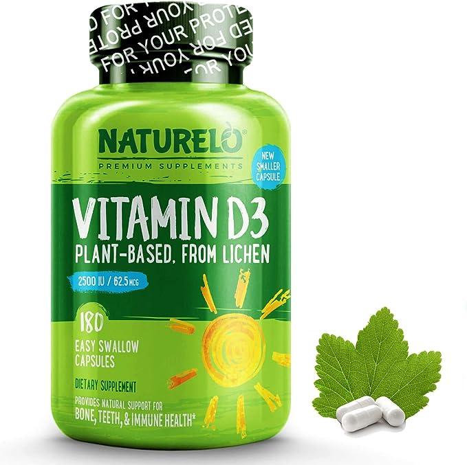 NATURELO Vitamin D