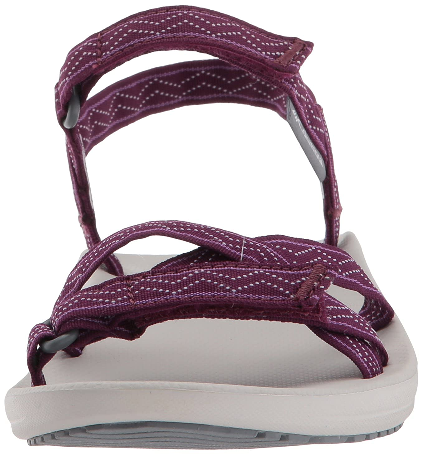 Columbia Wave Train Damens Sandales Damens Train Dark Raspberry/Weiß Schuhgröße US 9 | 40 2018 Sandalen - 029e7a