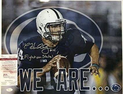 Image Unavailable. Image not available for. Color  Christian Hackenberg  Autographed Signed Inscribed ... b79894b76