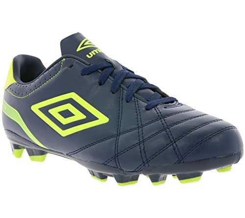 UMBRO Classico 4 FG Men's Football Shoes Blue 81130U DY7: Amazon.co ...