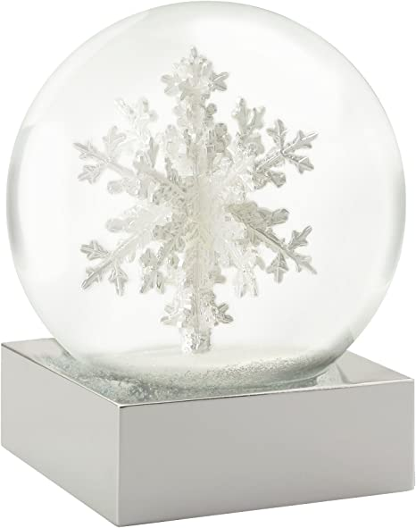 great quality great deals watch CoolSnowGlobes Snowflake Cool Snow Globe: Amazon.ca: Home ...