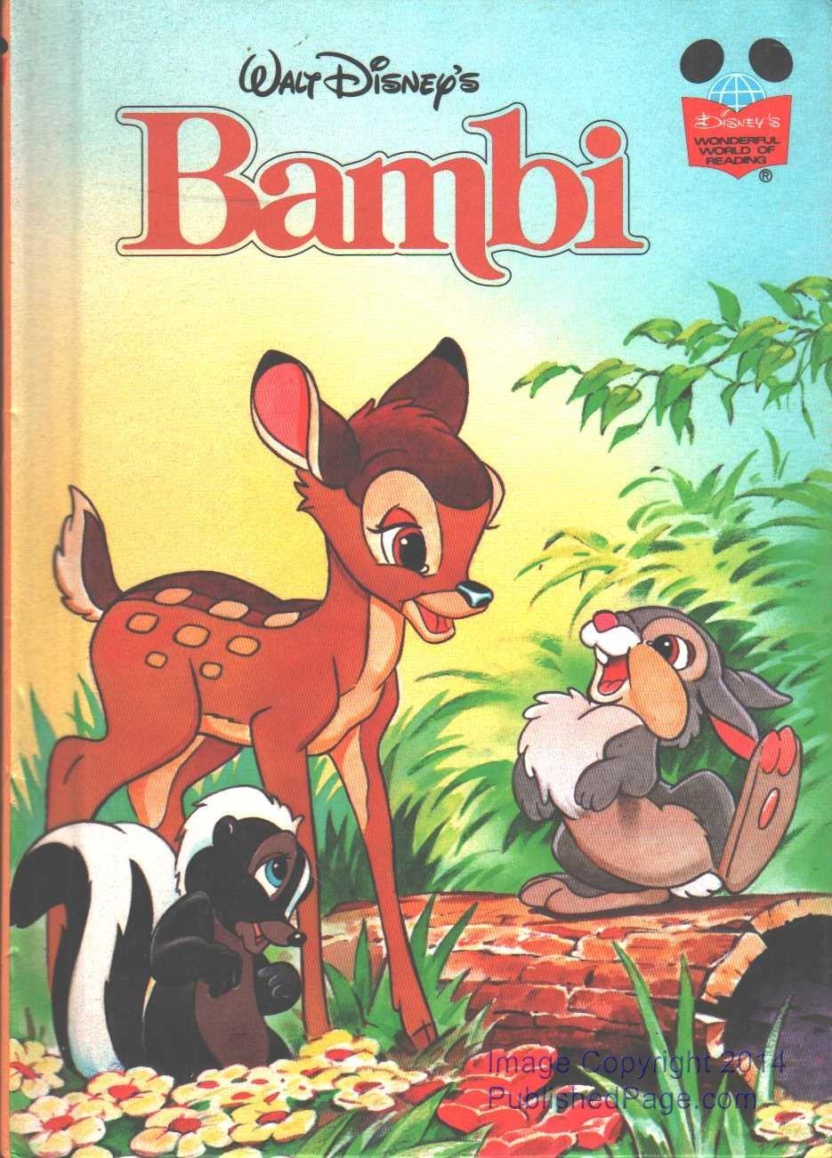 Walt S Disney S Bambi Felix Salten 9780717287116 Books Amazon Ca