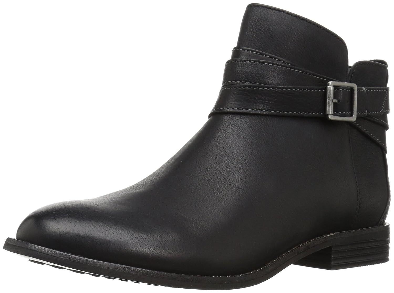 CLARKS Women's Maypearl Edie Ankle Bootie B01MY0KGYD 9 B(M) US|Black