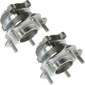 PAIR FRONT Wheel Hub Bearing Assembly For 02-04 FORD EXPLORER 4 Door W//Bolts