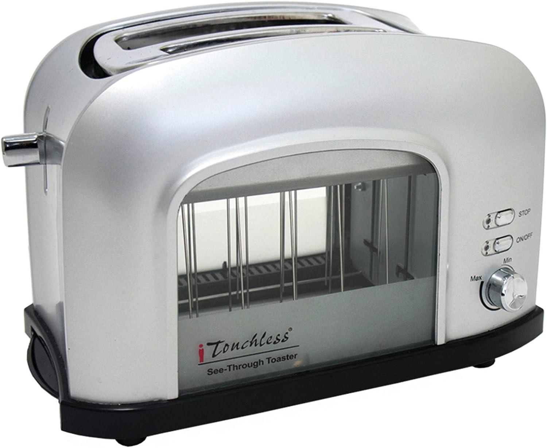 Toaster Durchsichtig