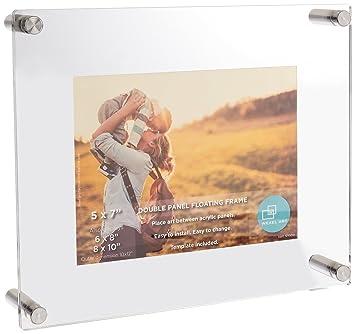 Amazoncom Wexel Art 10x12 Inch Double Panel Framing Grade Acrylic
