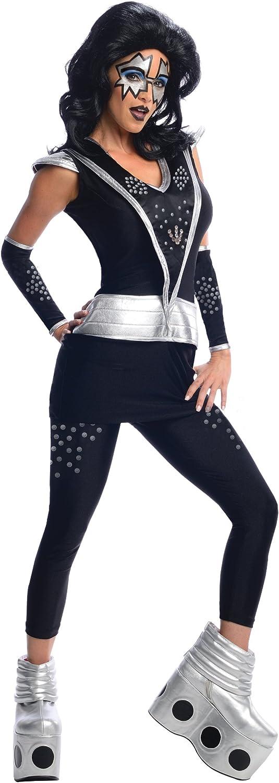Secret Wishes colección de Kiss Spaceman disfraz - Multi -: Amazon ...
