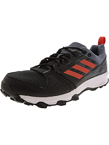 new product 44faa f874e adidas Womens Galaxy Trail W Running Shoe, CBLACKTRASCACarbon,5 M