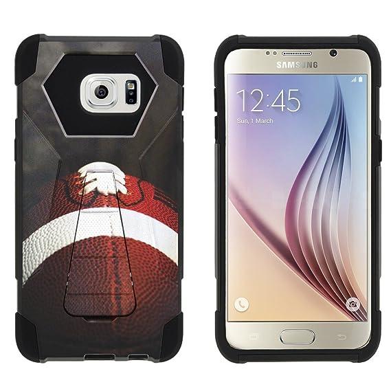 pretty nice b68e0 8ecaa MINITURTLE Case Compatible w/Samsung Galaxy S6 Edge+ Case, S6 Edge Plus  Hard Case, G928 Case [Shock Fusion] High Impact Fitted Hybrid Dual Layer  Case ...