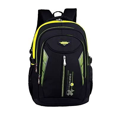 Amazon.com | MATMO Waterproof School Bag Students Backpack ...