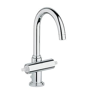 Amazon.com: Atrio Centerset 2-Handle Single-Hole High Arc Bathroom ...