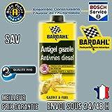 Bardhal 2001056 Traitement Pro GNR et Antigel, 1 L