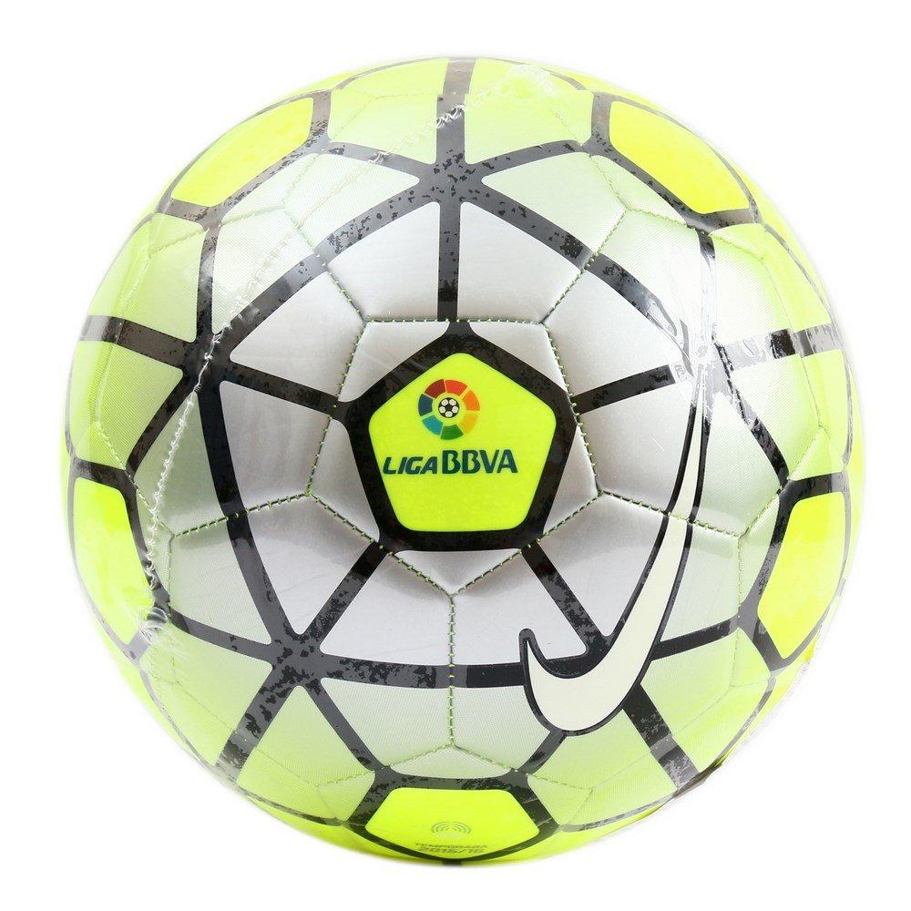 Nike lanza pelota LFP, cicloserina/lobo gris, tamaño 5: Amazon.es ...