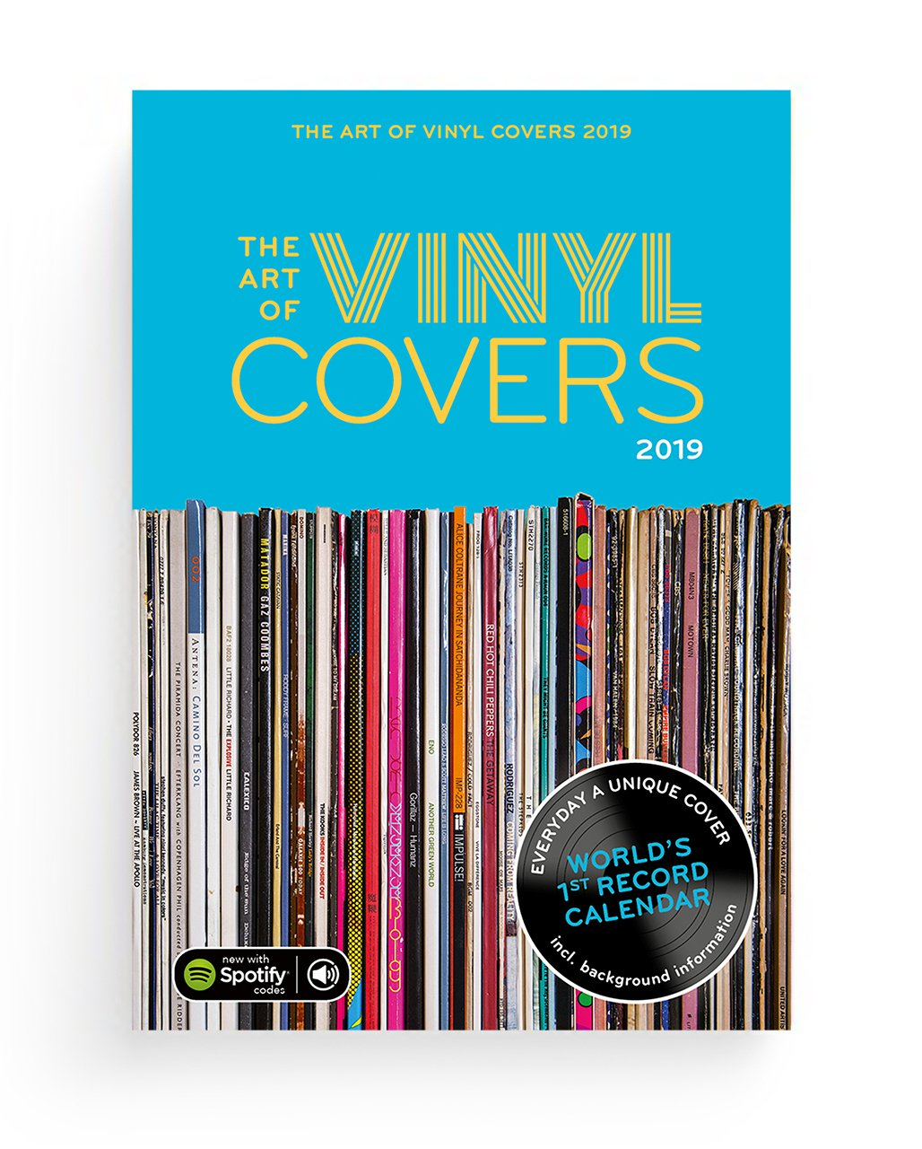 Download The Art of Vinyl-Covers 2019: Every day a new nude instant-photo pdf