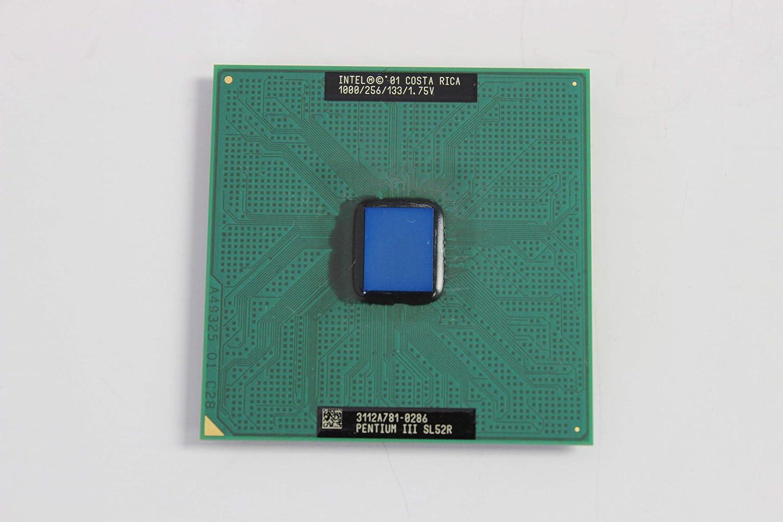 Intel Pentium 3 III SL52R 1000//256//133//1.75V socket 370 CPU