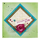 Spellbinders S6-025 Card Creator 6 x 6 Matting