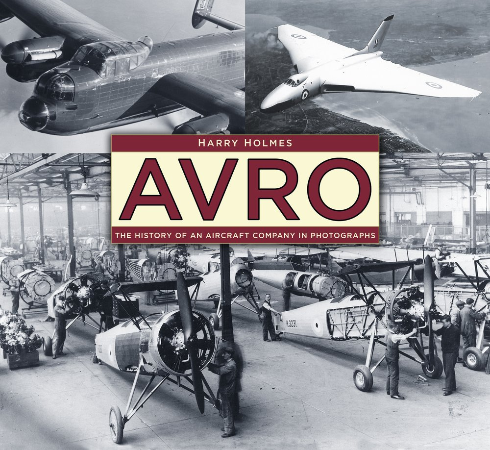Avro: The History of an Aircraft Company in Photographs PDF