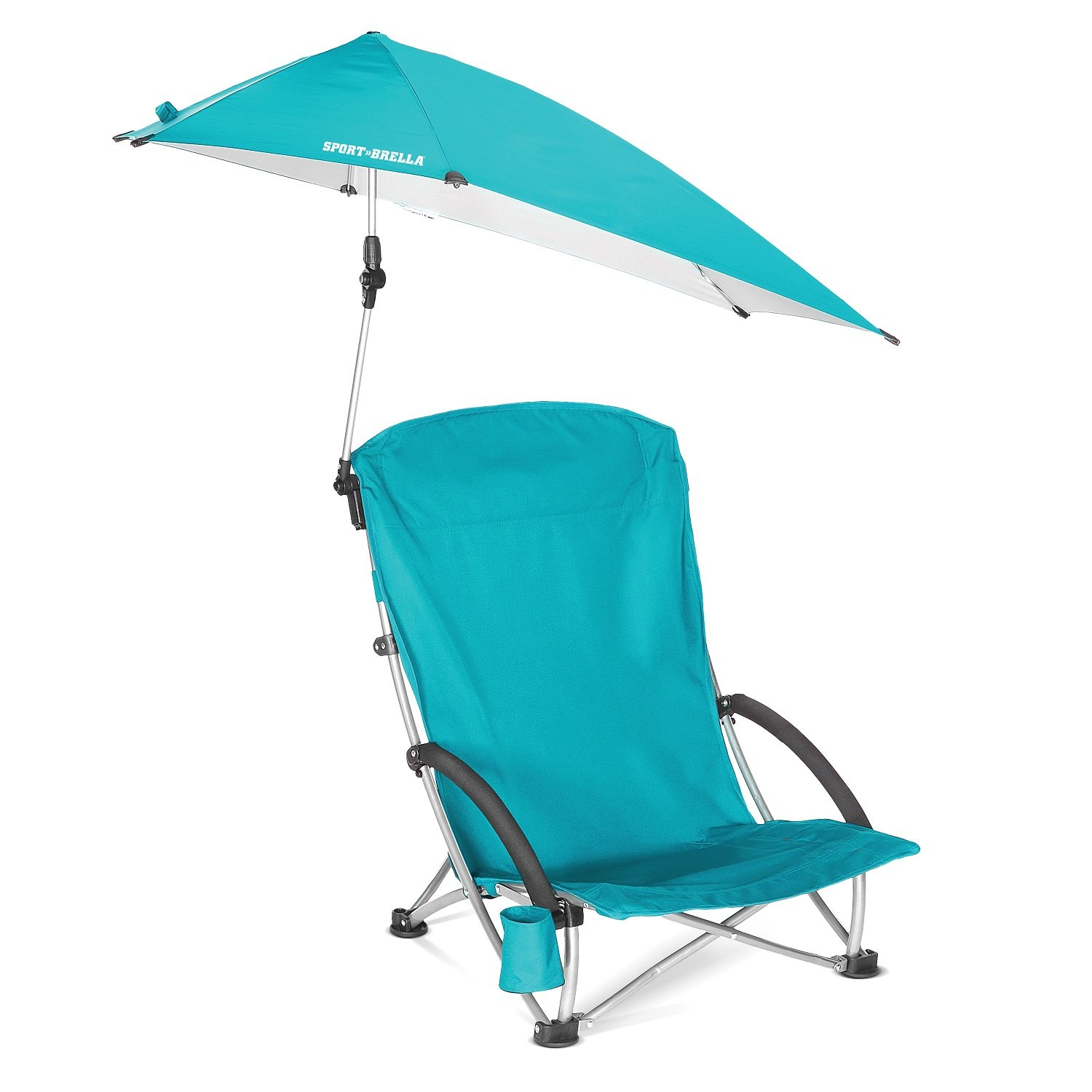 Amazon Sport Brella Beach Chair Aqua Sports & Outdoors