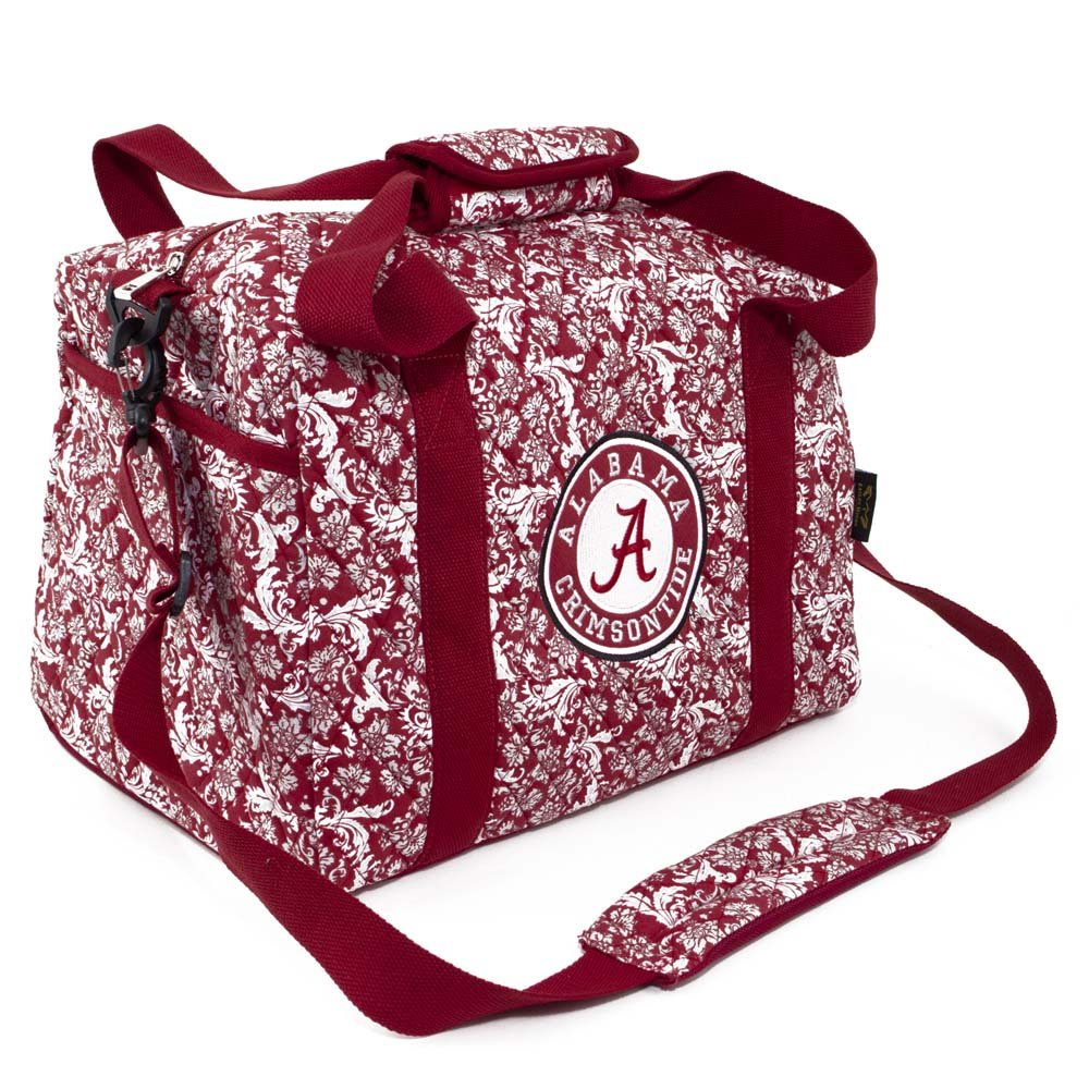 Eagles Wings NCAA Alabama Crimson Tide Women's Mini Duffle Bag, One Size, Multicolor