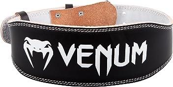 Venum Hyperlift Leather Lifting Belt