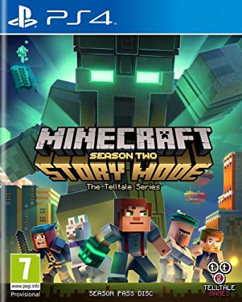 Minecraft Story Mode , Saison 2