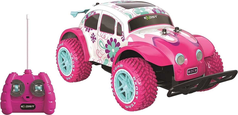 EXOST 20262 telecomandato personalizzato Crossroad-Auto Girly fuoristrada Rosa Novit/à Fun-Super giocattolo per bambini