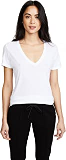 product image for Cotton Citizen Women's Classic V Neck Tee
