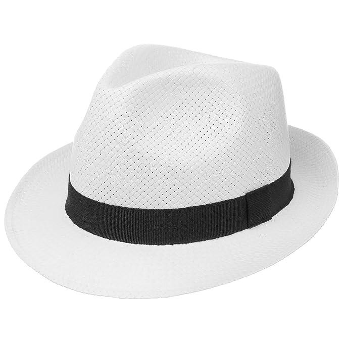 Lipodo White City Trilby unisex  009a043fe57b
