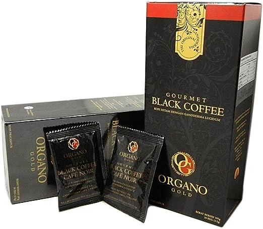 2 Cajas de Organo Dorado Gourmet café Negro, café Negro 100 ...