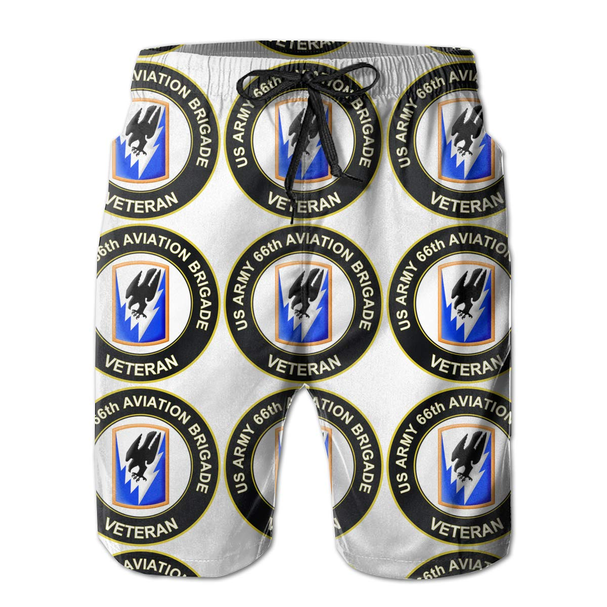 Dr Pepper Logo Mens Beach Swimming Trunks Brief Swimsuit Swim Underwear Boardshorts