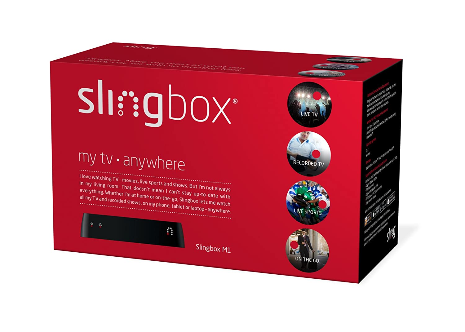 sc 1 st  Amazon.com & Amazon.com: Sling Media Slingbox M1: Electronics Aboutintivar.Com