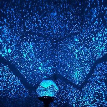 Atotalof Science Sky Projection Night Light Romántico Astro Cosmos ...