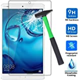 Huawei MediaPad M3 8.4 Pellicola Protettiva, Infiland Pellicola Protettiva Schermo in Vetro Temperato per Huawei MediaPad M3 8.4 Tablet-PC(Tempered-Glass - 1 Pack)