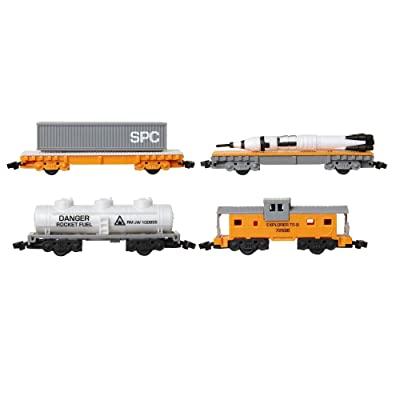 Power Trains Car Pack: Space: Toys & Games