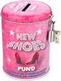 Boxer Gifts Saver Tins, New Shoes Fund