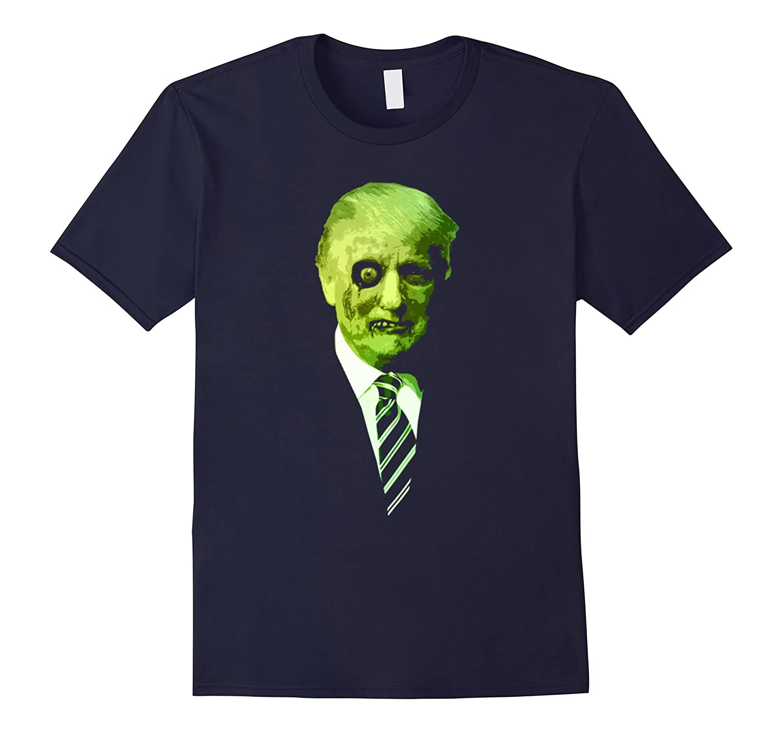 Zombie Trump T-shirt-TH