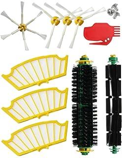 MIRTUX Kit de recambios para Roomba serie 500 505 521 510 530 531 532 534 535