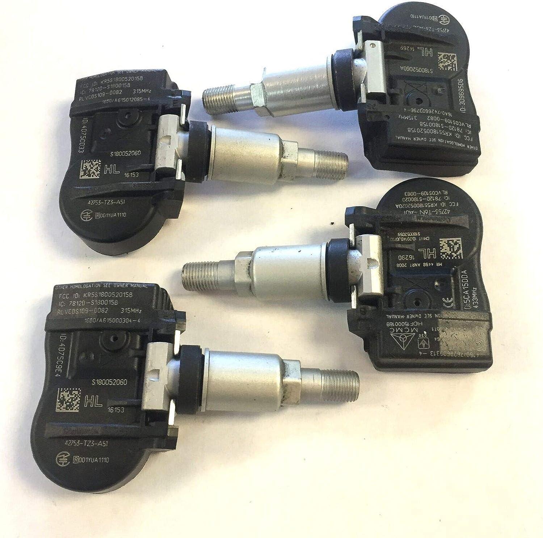 REAR left right link OEM headlight height level sensor Acura MDX ZDX