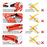 XOOL Pipe and Tube Cutter, Ratcheting Hose Cutter