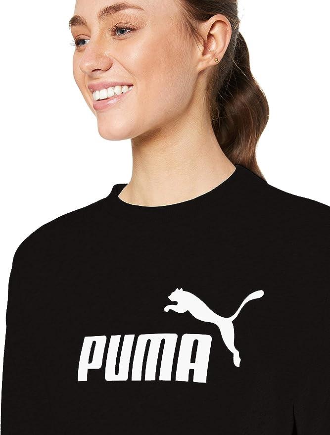 Puma Essentials Crew Damen Pulli 851794 Grau 04 Fashion