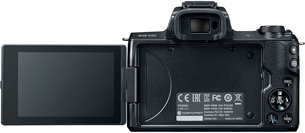 Canon m50 product image 10