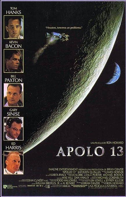 Apollo 13 - Edición Metálica [Blu-ray]: Amazon.es: Tom Hanks ...