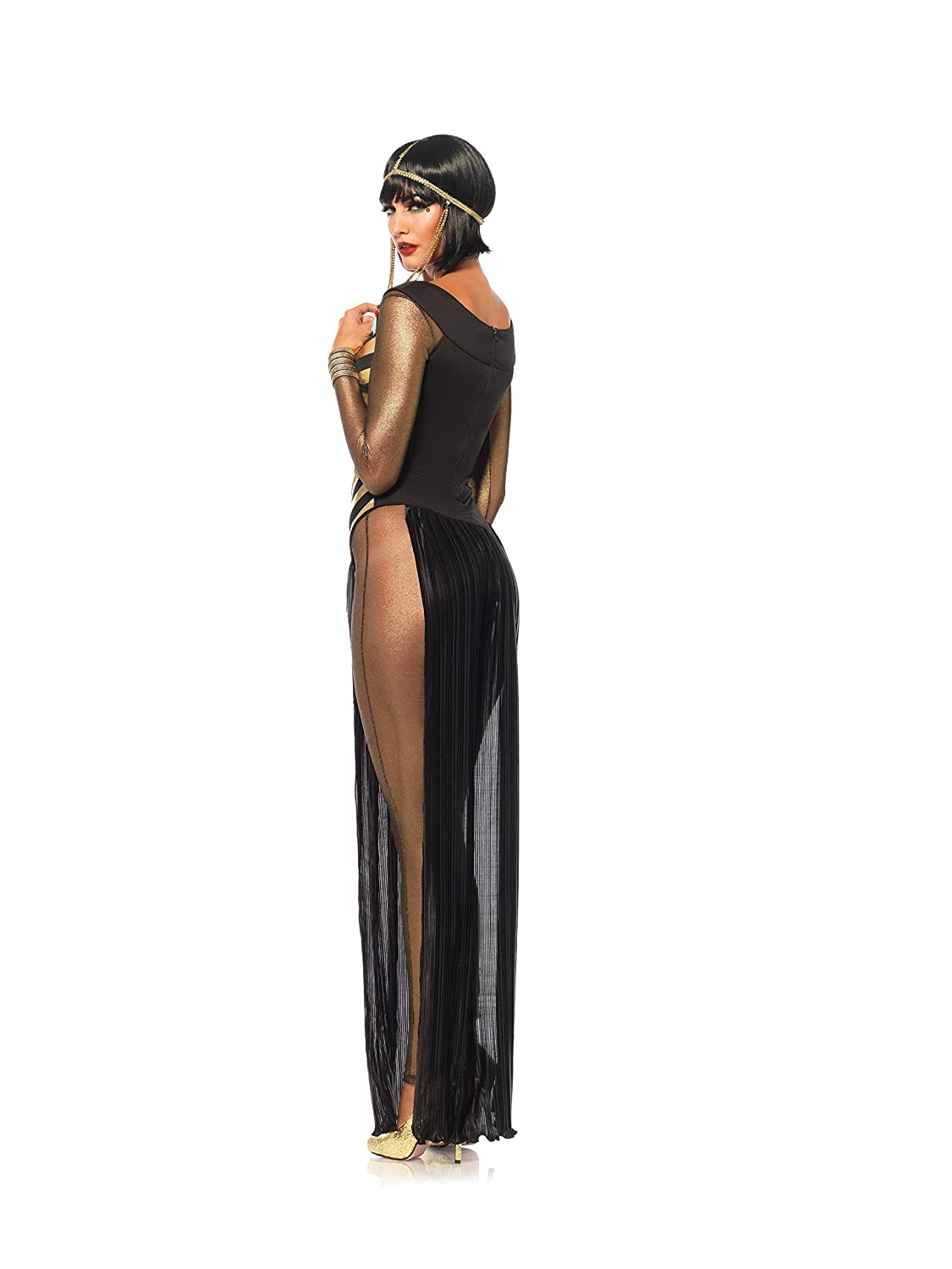 Amazon.com: Leg Avenue Women\'s Goddess Isis: Clothing