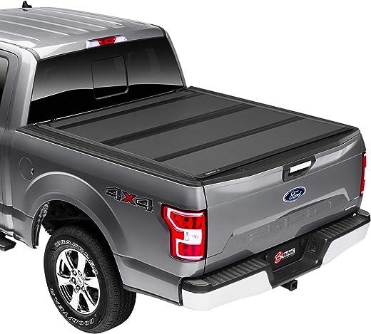 "BAK BAKFlip MX4 Hard Folding Truck Bed Tonneau Cover   448329   Fits 2015 - 2020 Ford F150 5' 7"" Bed (67.1"")"