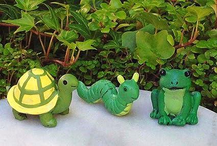 Amazon.com: My jardines de hadas en miniatura – brilla en la ...