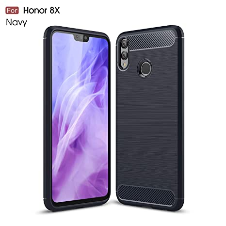 HHF Phone Accessories Huawei Honor 8X Ultra Light Carbon Fiber Armor
