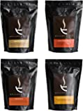 Spiller & Tait Coffee Beans Taster Pack 4 x 250g of Our Best Selling Coffee - Choose Either Whole Bean or Ground Coffee (This Page is Whole Beans)