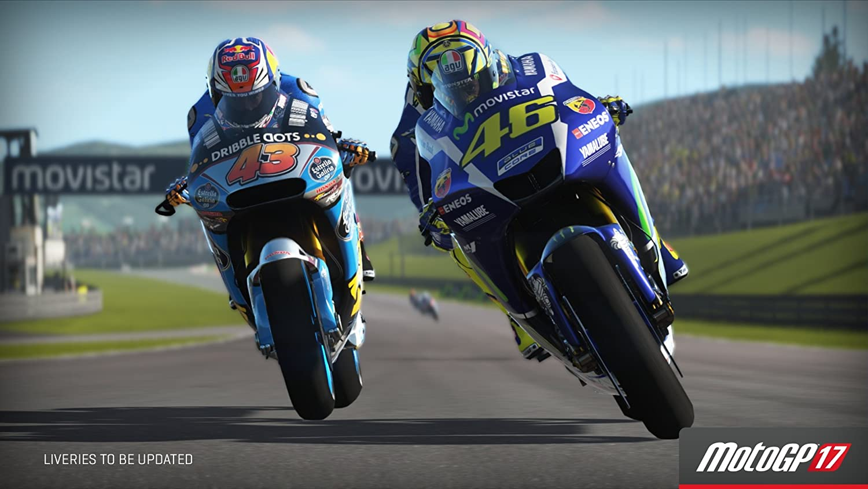 MotoGP 17 - PlayStation 4 [Importación inglesa]: Amazon.es ...