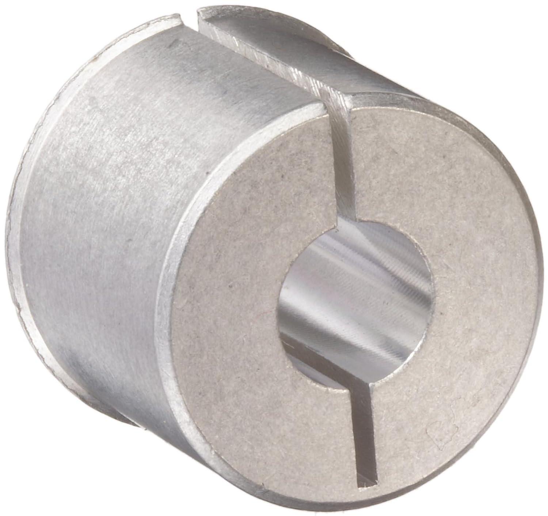 Inch 0.32 Length 0.394 OD Huco 257.20.Z Size 20 Huco-Lok Bore Reducer Aluminum 0.197 Bore B 0.197 Bore A